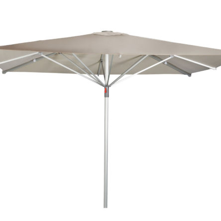 GASTRO MAGIC Parasol 300x300cm col. chanvre