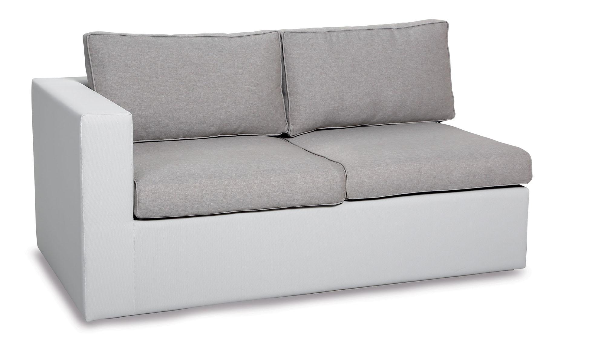sao paulo sofa accoudoir droit kf m bel. Black Bedroom Furniture Sets. Home Design Ideas