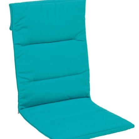 CALIFORNIA Coussin pour fauteuil multipositions col. turquoise